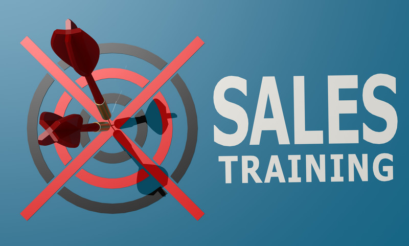 Four Reasons Your Sales Training Fails