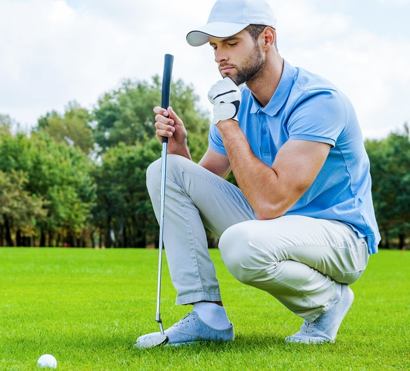 What a Golfer's Mind Can Teach Us About Sales
